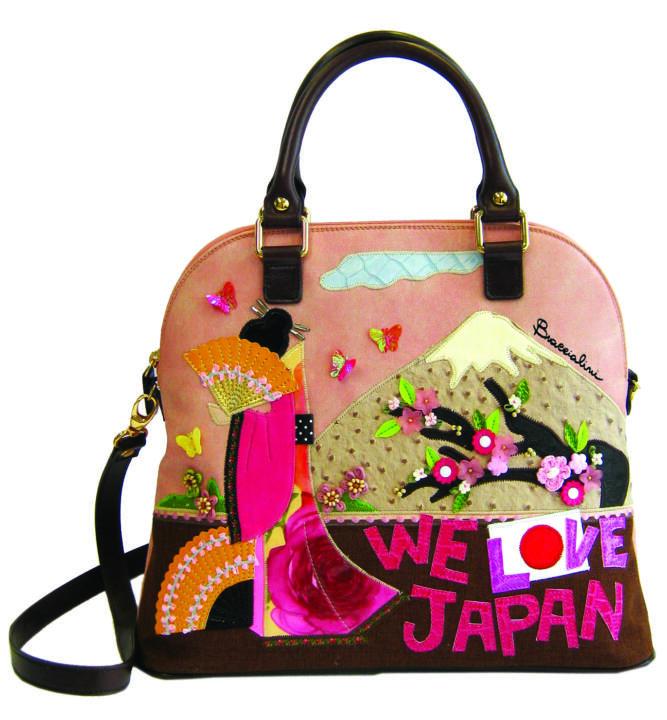 Gherardini e Braccialini for Japan  due borse per aiutare il ... de171144394