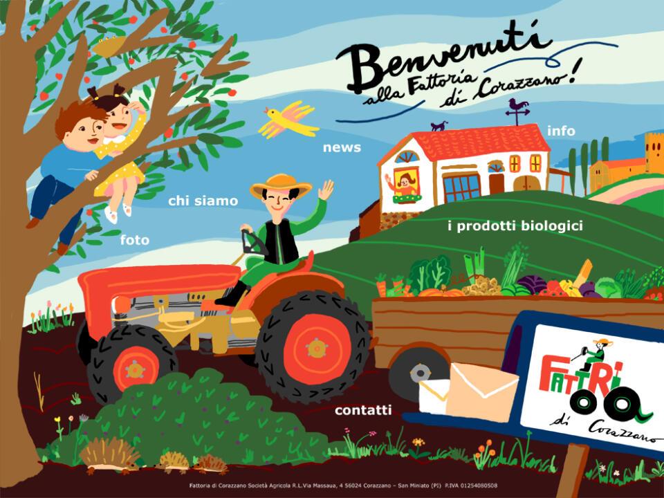 Dall 39 orto alla tavola i siti per acquistare prodotti a km for Migliori piani di fattoria