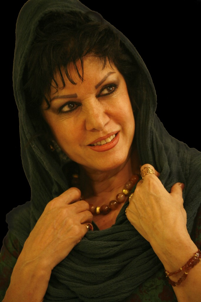 Farzaneh Kaboli Farzaneh Kaboli e i Sepehr Ensemble al Puccini Marted 13