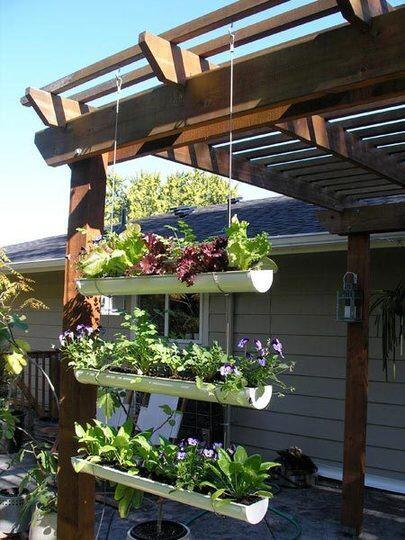 idee low cost per il giardino. prontuario per immagini - te la do ... - Giardino Piccolo Idee