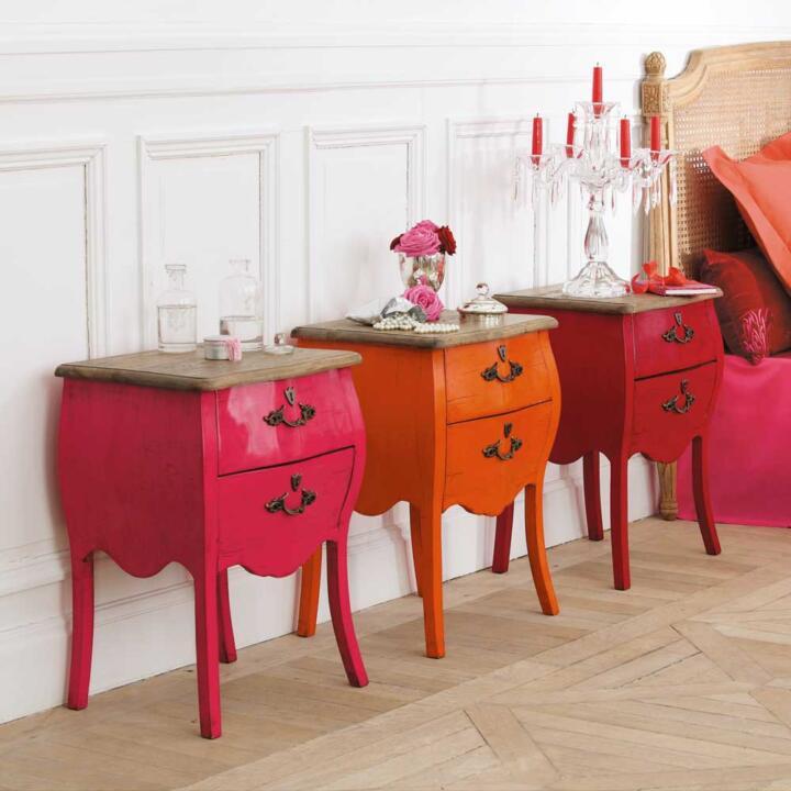 e se cambiassi il comodino idee per reinventare la camera. Black Bedroom Furniture Sets. Home Design Ideas