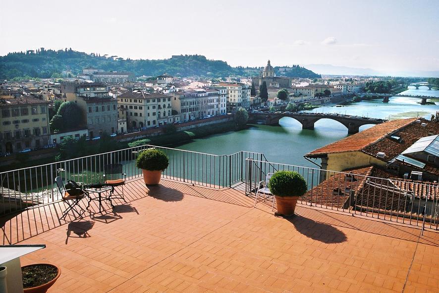 Firenze dall\'alto. Aprono le terrazze panoramiche più belle della ...