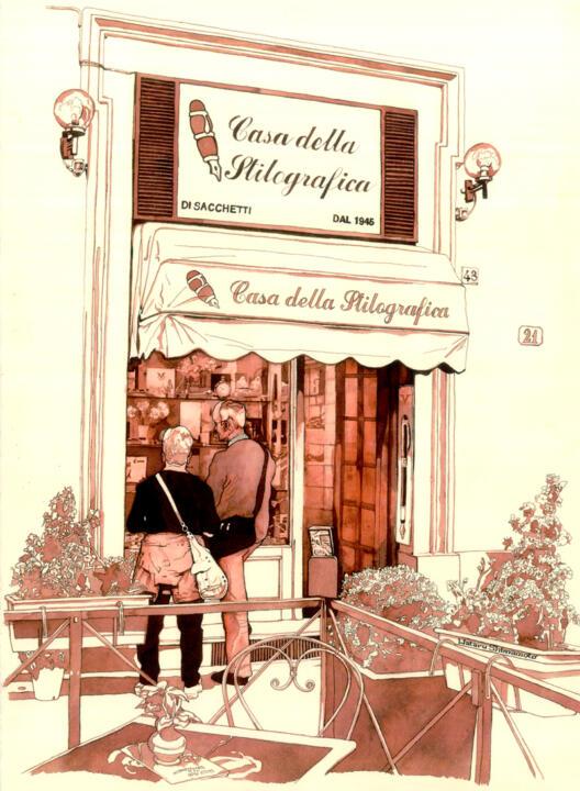 La casa della stilografica il ritrovo degli appassionati della bella scrittura te la do io - La casa della lampadina torino ...
