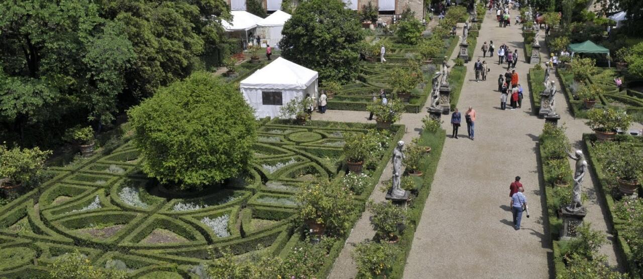 Toscana esclusiva. Giardini e palazzi aperti al pubblico, domenica 10 ...