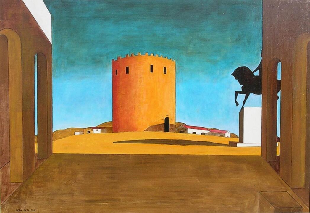 De Chirico Famous Paintings