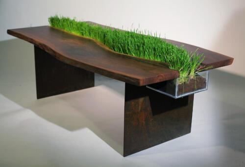 Il prato che arreda quando il design incontra la natura for Green arreda