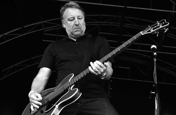 Il grande bassista britannico compie 58