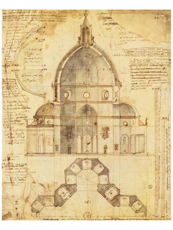 Peposo, Filippo Brunelleschi