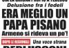 Vernacoliere locandina maggio 2005 papa pisano