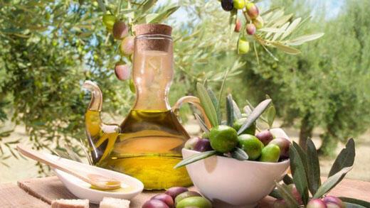 olio extravergine d'oliva toscana