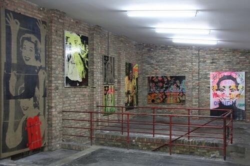 mostra a firenze Galleria Poggiali e Forconi