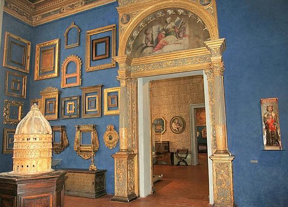 palazzi di Firenze, bargello, orsanmichele, bardini