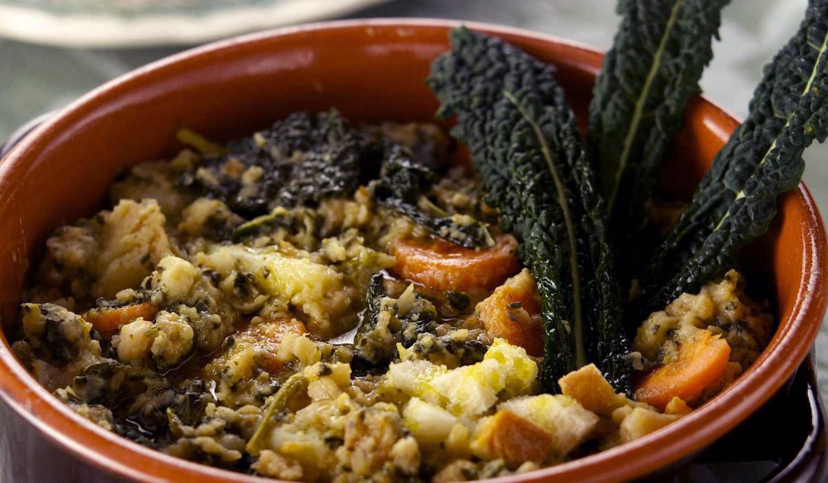 Ribollita Recipe — Dishmaps